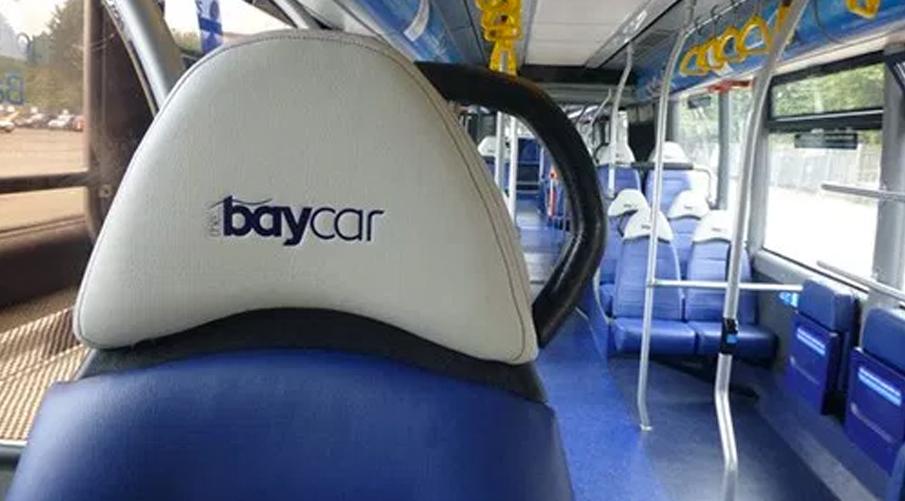 巴士翻新工程