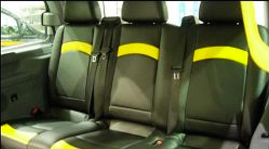 ELeather 为出租车乘客服务