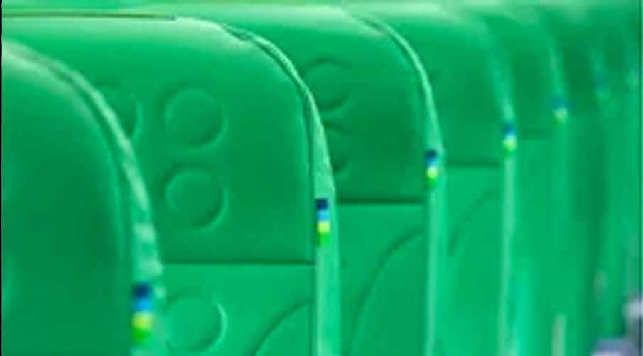 TRANSAVIA GOES GREEN