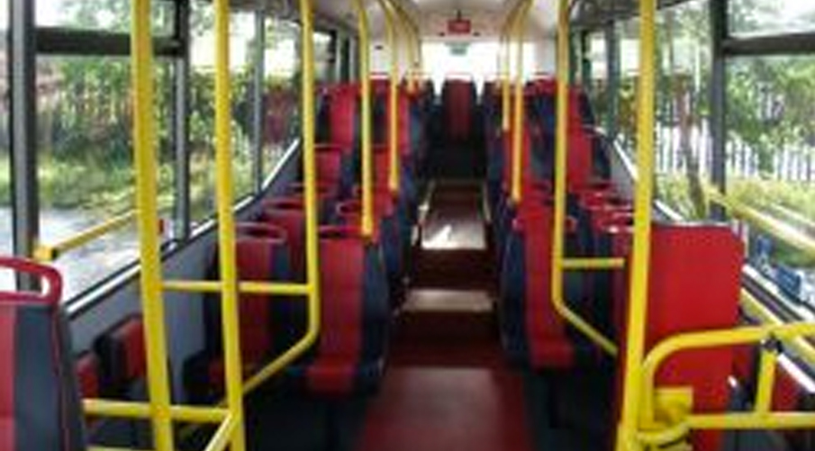 WHITELAW COACHES CONVERT TO E-LEATHER INTERIORS