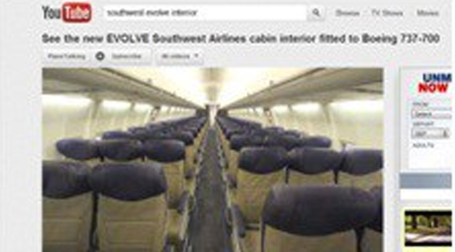 SOUTHWEST YOUTUBE HIT FEATURES E-LEATHER INTERIOR