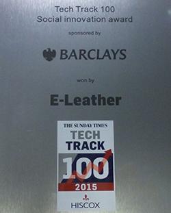 ELeather 获得社会创新奖