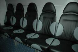 IPSWICH BUSES 指定使用 ELeather 座椅套