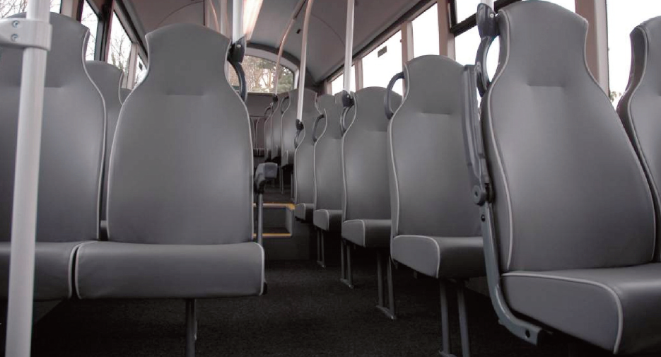 Designer Bus and Coach Seats