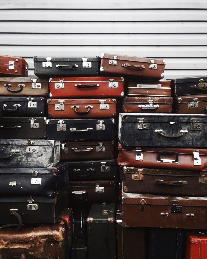 suitcases nikita-tikhomirov unsplash
